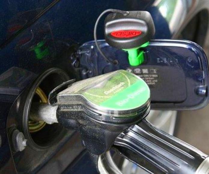Gasóleo C: Productos y servicios de Discomtes Energía
