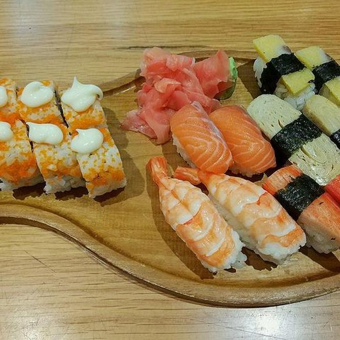 ¿Qué se suele consumir en la comida asiática?
