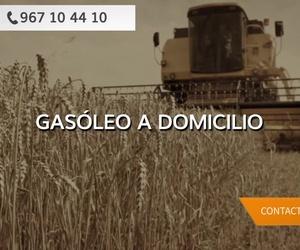 Gasóleo profesional en Albacete | Gasóleos Aguas Nuevas