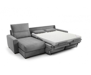 Chaiselongue Con Cama