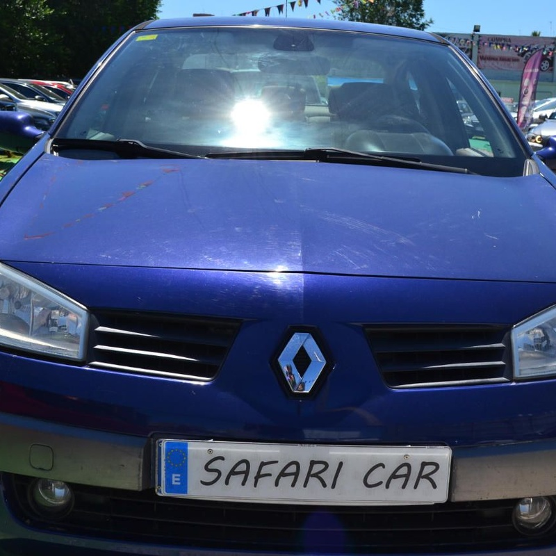 Renault Megane 1.9DCi Confort Dynamique: Nuestros coches de Safari Car