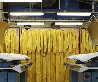 Disolventes limpieza en seco: Servicios de Suministros Norcon