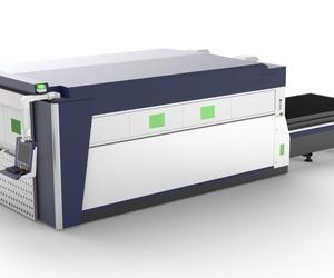 Máquina láser de corte por fibra de alta velocidad HS-G3015A
