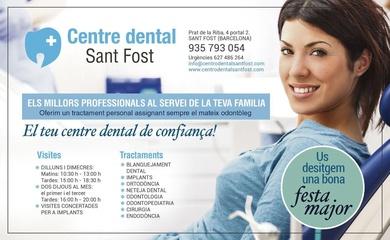 Los mejores profesionales dentales al servicio de tu familia