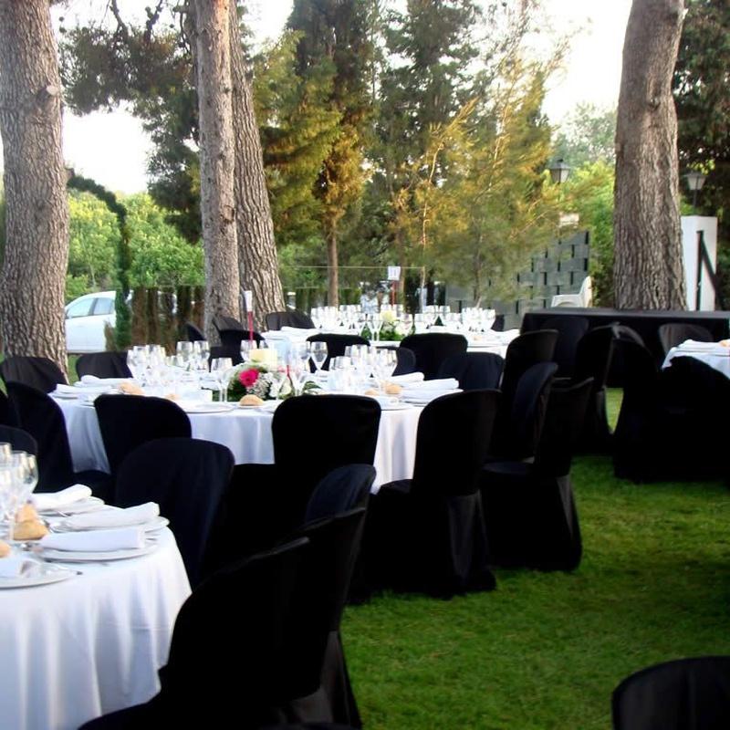 Catering: Hotel - Restaurante de La Orza de Ángel - Hotel Restaurante