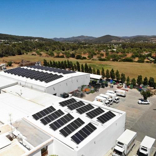 Empresa especializada en instalaciones solares en Ibiza
