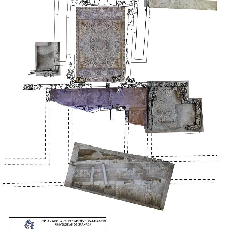 Presentación de las dependencias: Turismo arqueológico de Villa Romana de Salar