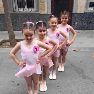 Dansa clàssica -Pre-Primary i Primary