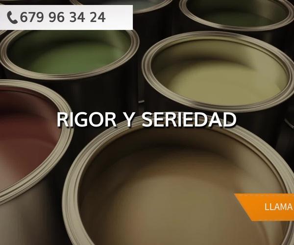 Pintores profesionales en Terrassa |  Alonso Pint