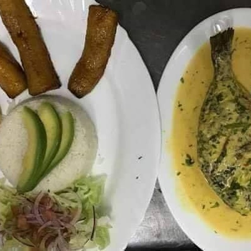 Comida ecuatoriana en Usera, Madrid
