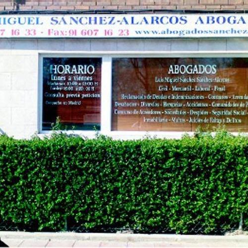 Abogados Fuenlabrada | Sánchez-Alarcos & Abogados