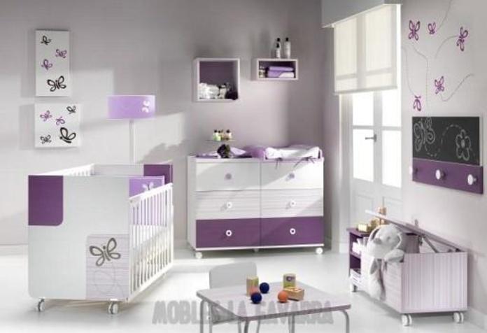Habitaciones de bebé convertibles: Catálogo de Mobles La Gavarra