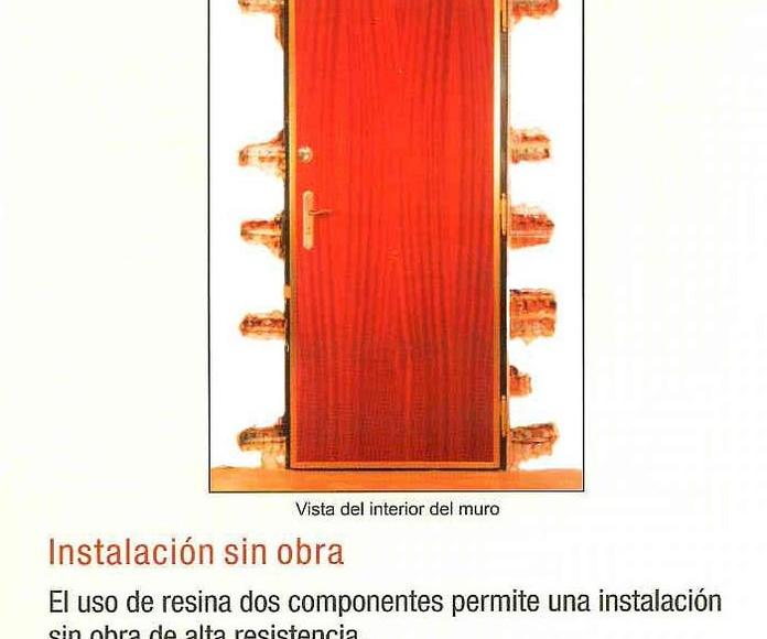 Puerta acorazada KIUSO XXI.