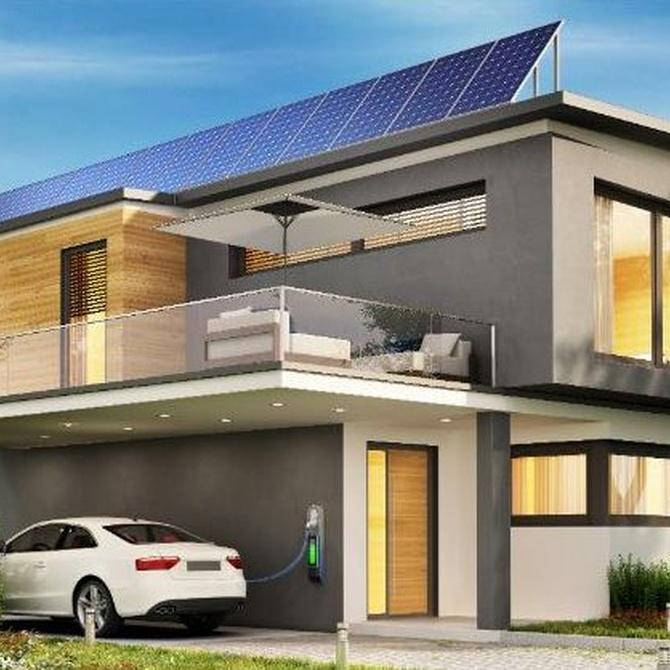 Eficiencia energética en tu nueva casa