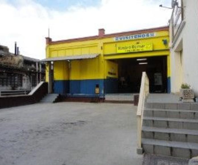Oficina y Rastro en San Sebastian