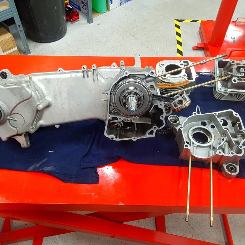 Reparación: Servicios de Motos Iluro