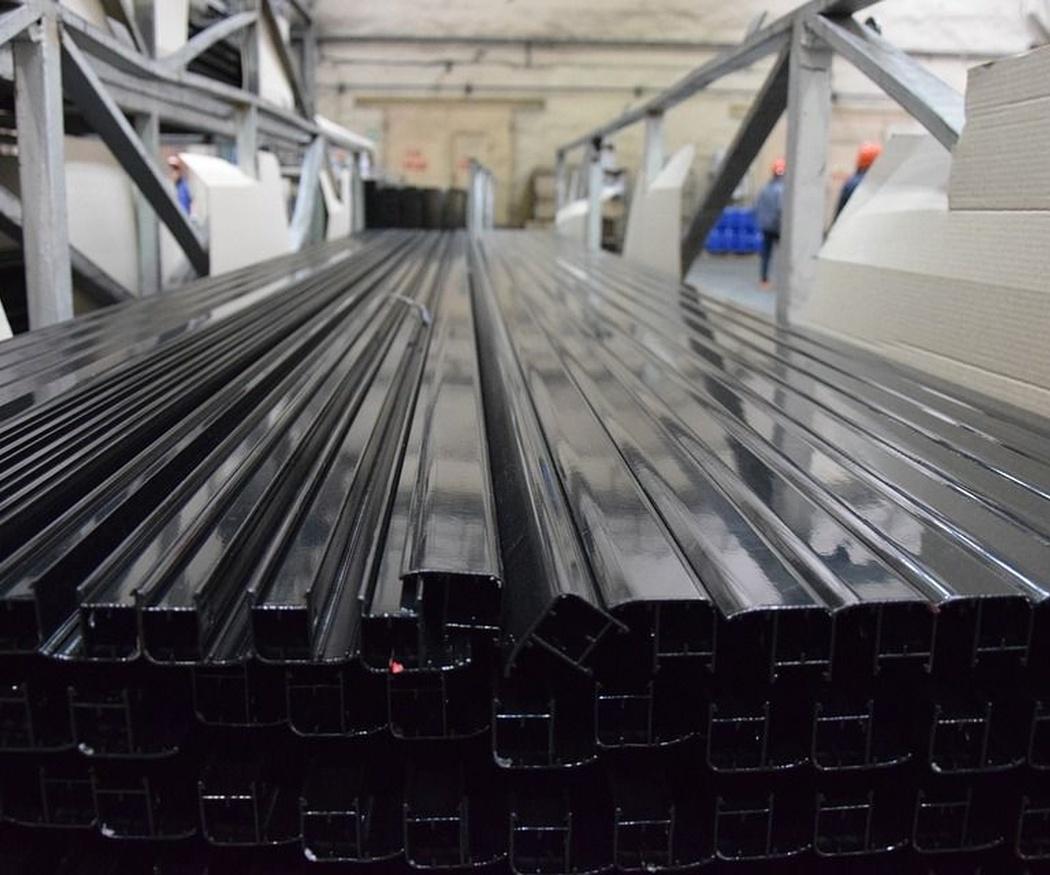 Ventajas del aluminio en carpintería