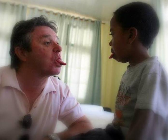 PROYECTO PIE ZAMBO EN MADAGASCAR