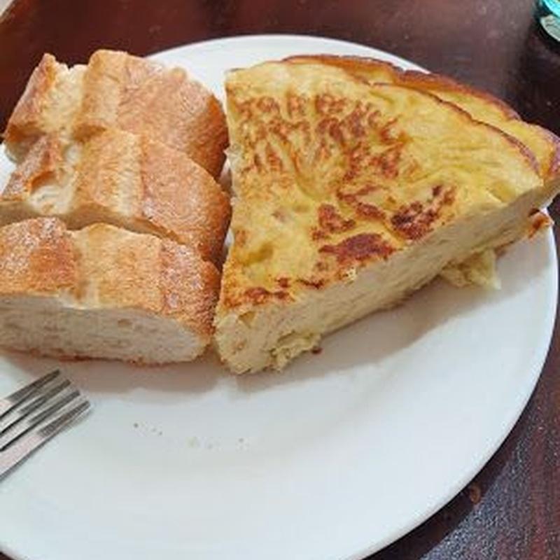 Desayunos: Catálogo de Restaurante Vanessa