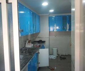 Reformas de cocinas e Instalación de Mobiliario de cocina