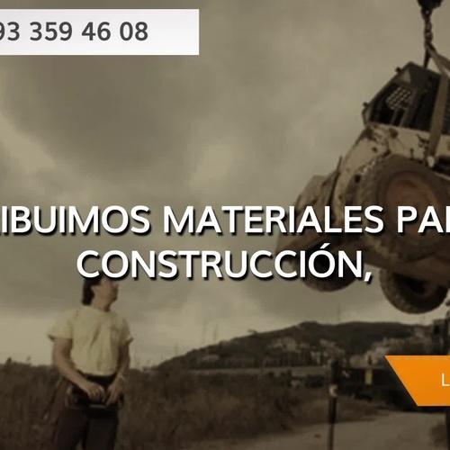 Materiales de construcción en Barcelona | Alegre Materiales para la Construcción