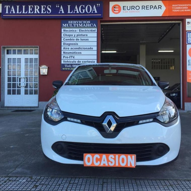 Renault Clio 1.5 Dci 75CV  : Vehículos de ocasión de OCASIÓN A LAGOA