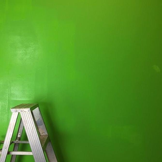 Factores a considerar al escoger los colores de la pintura