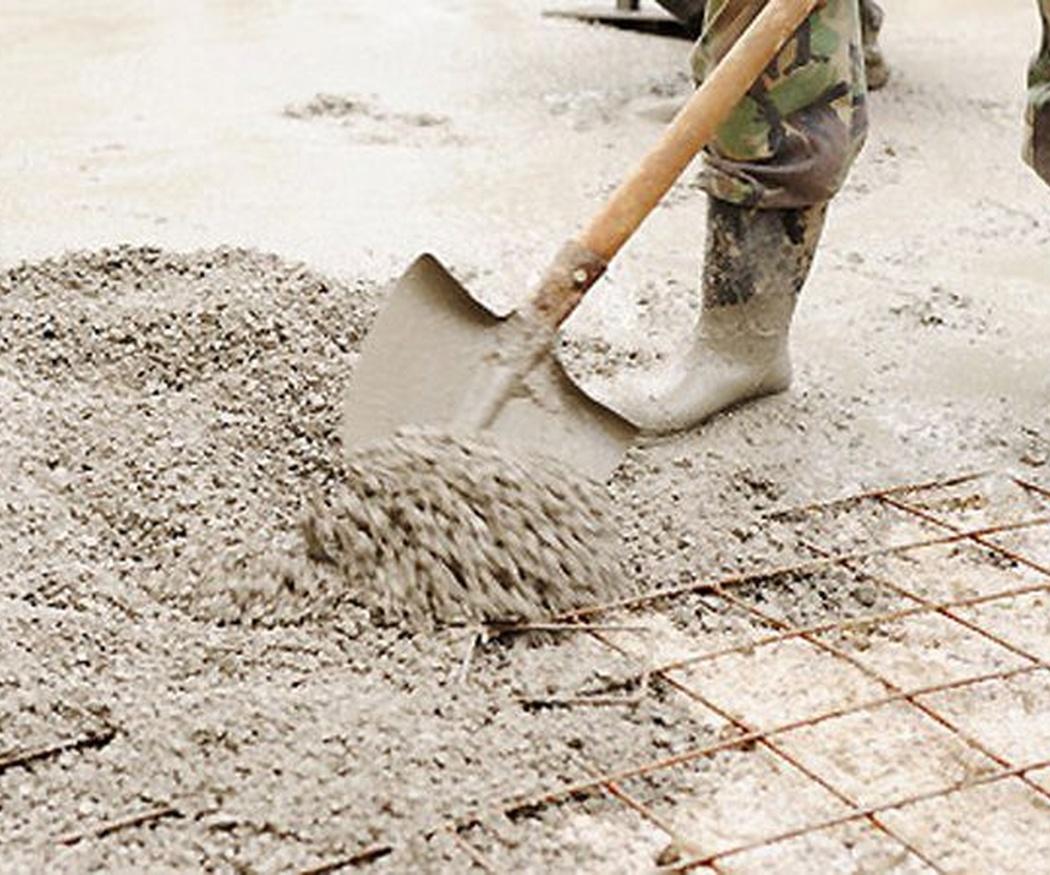 Tipos de arena para la formación de hormigón