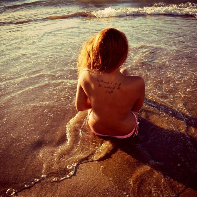 Tatuajes en verano: todas las claves