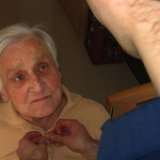 El personal especializado en geriatría