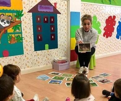 Asamblea en nuestra Escuela Infantil