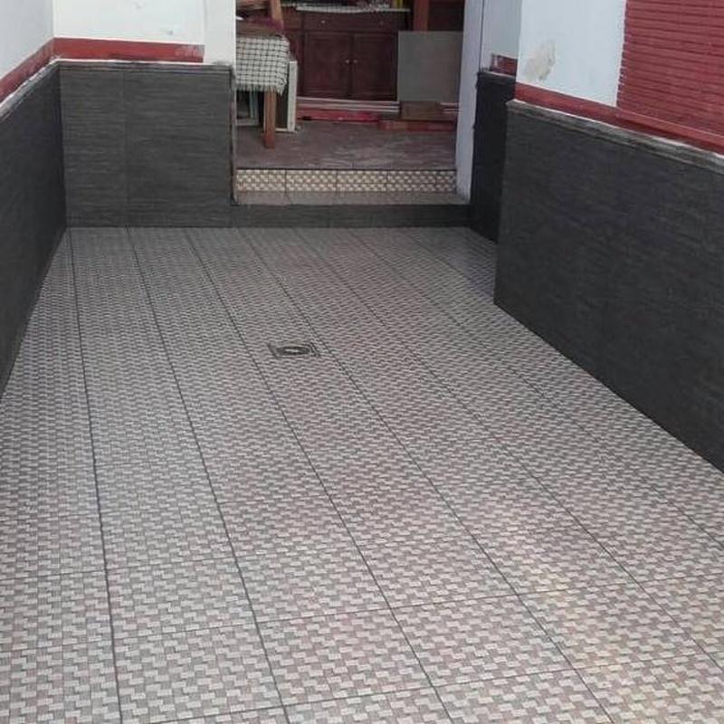 Azulejos y pavimentos: Productos y servicios de Hermanos Garespi