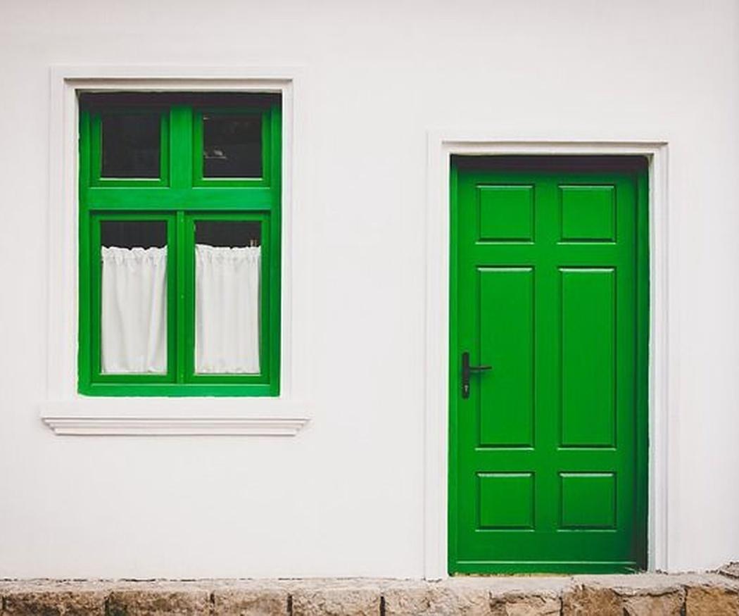 Algunas características de las puertas lacadas
