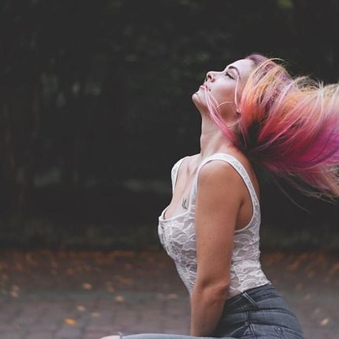 Aprende a cuidar tu cabello teñido