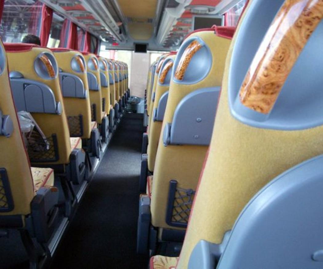 Incrementar la seguridad en los autobuses
