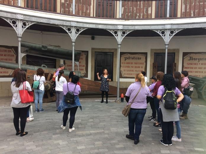 Visitas: Recursos Culturales y Educativos: Proyectos y Servicios de Asociación Domitila