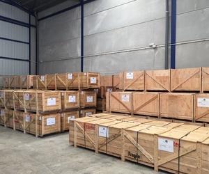 Empresa de suministro para la cerámica en Castellón