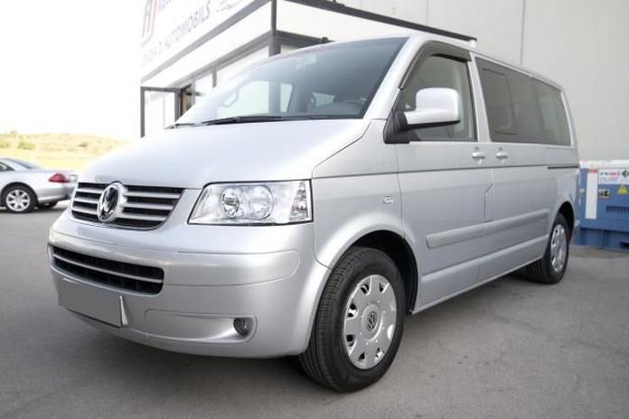 Volkswagen Multivan 2.5 Tdi 131cv: Servicios de AutoSantpedor, S.L.