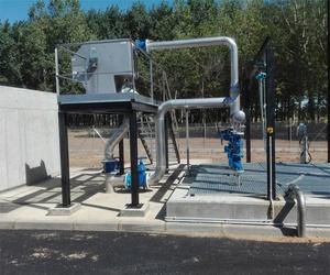 Tratamiento del agua en León