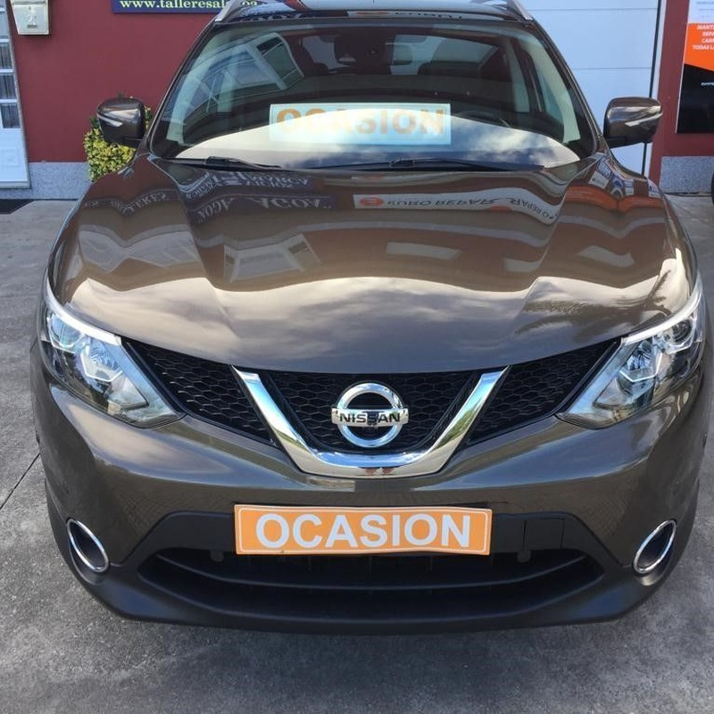 Nissan Qashqai 1.6DCI Tekna:  de Ocasión A Lagoa