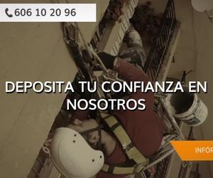 Trabajos verticales en Alicante | Altiver