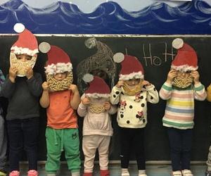 Guarderías infantiles en oviedo, preparando navidad