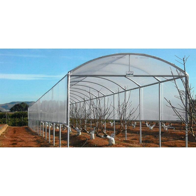 Invernaderos Tipo Túnel: Invernaderos de Invernaderos Campos