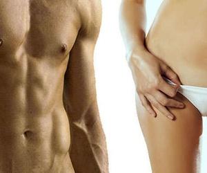 Depilación femenina y masculina