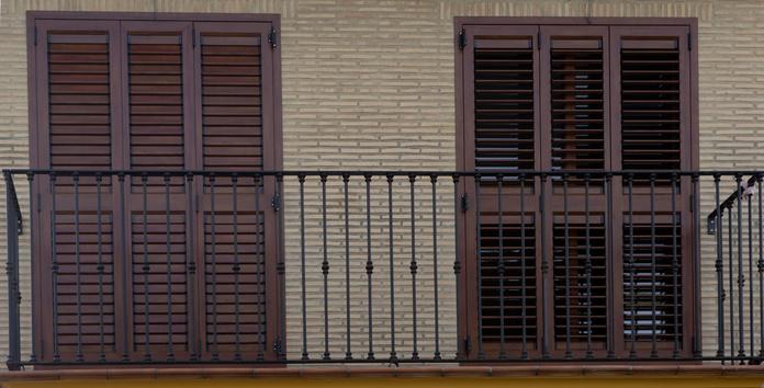 Balcón de hierro: Productos y servicios. de Cerrajería Jovipac