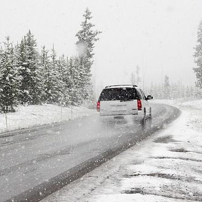 ¿Cómo usar el ventilador del coche para tener buena visibilidad conduciendo?