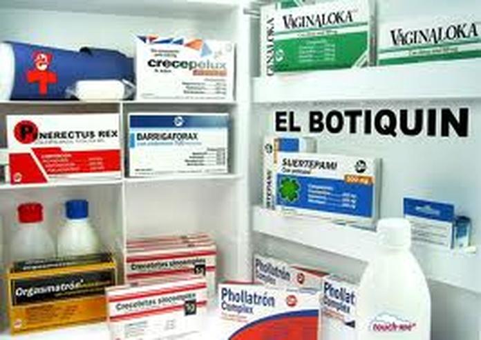 Medicamentos: SERVICIOS de Farmacia - Ortopedia Silvia Benito Rodríguez