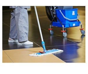 Limpieza de comunidades de vecinos en Jaén y en Málaga