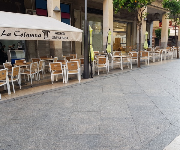 Restaurante en Ceuta