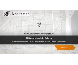 Peluquería ecológica en Las Palmas | El Rinconcito de la Belleza